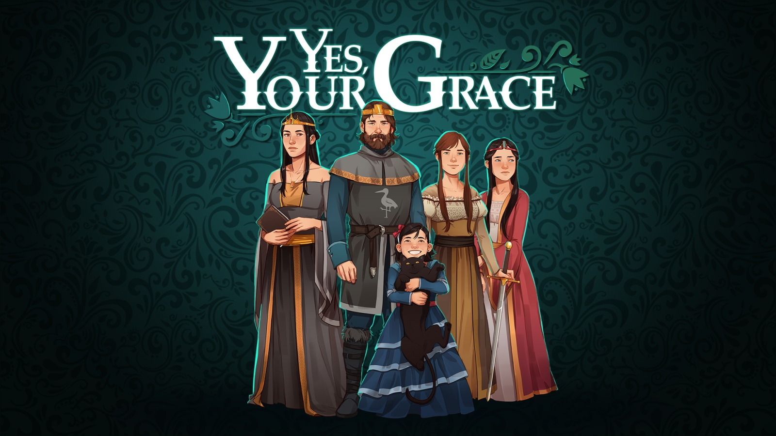 Yes, Your Grace | Brave At Night