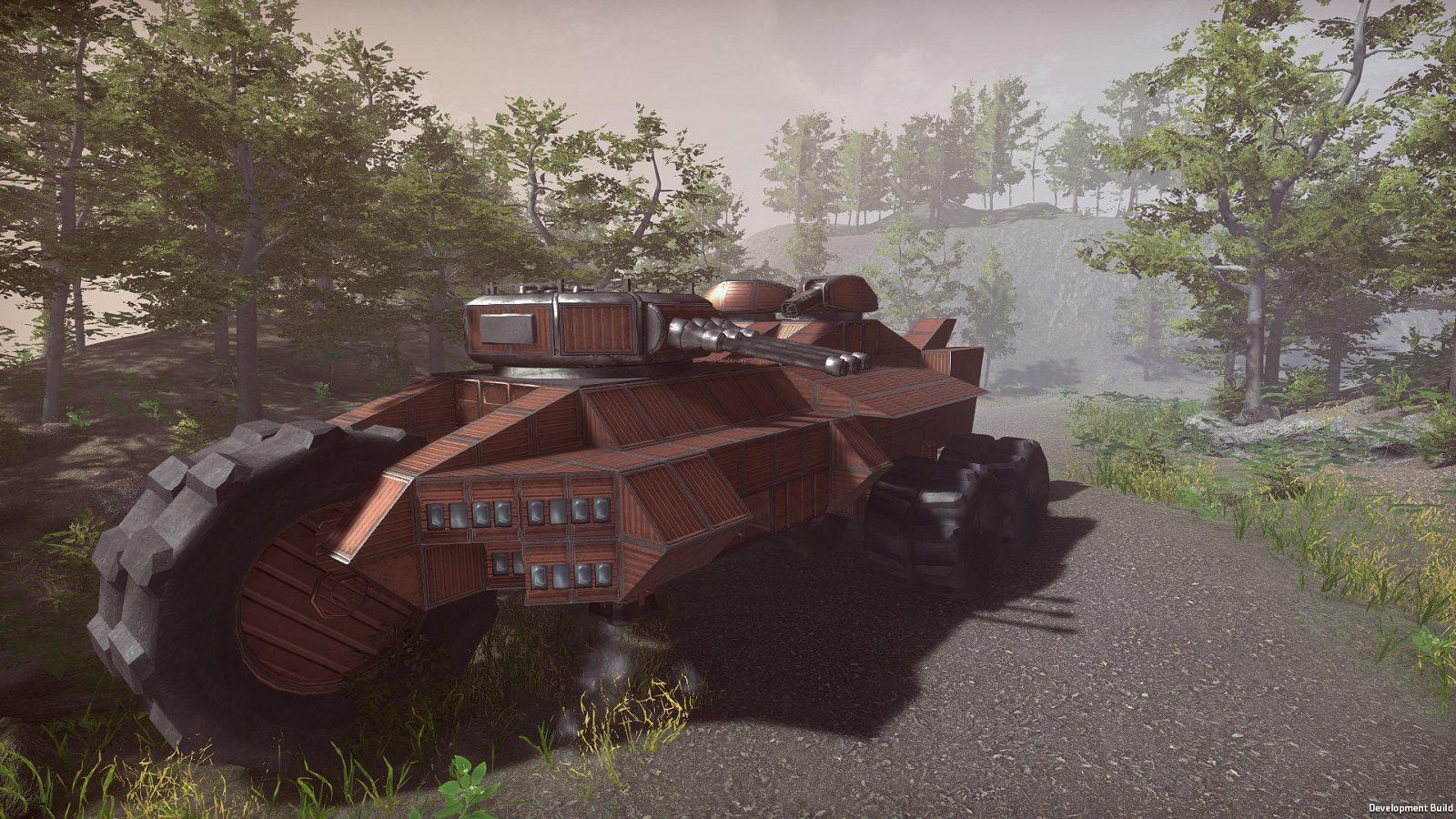 Dieselpunk Wars   Image Power S.A.