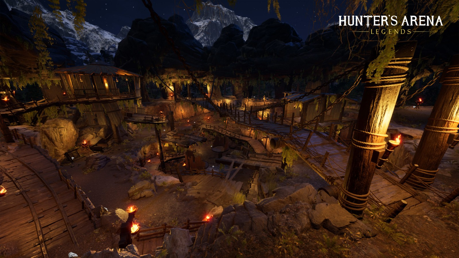 Hunter's Arena: Legends | Mantisco