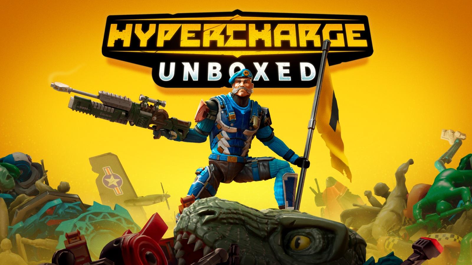 Hypercharge: Unboxed | Digital Cybercherries