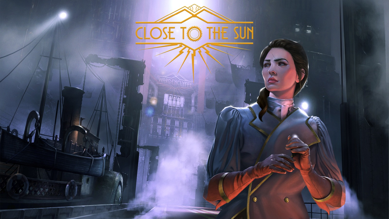 Close to the Sun - Key Art | Storm in a Teacup