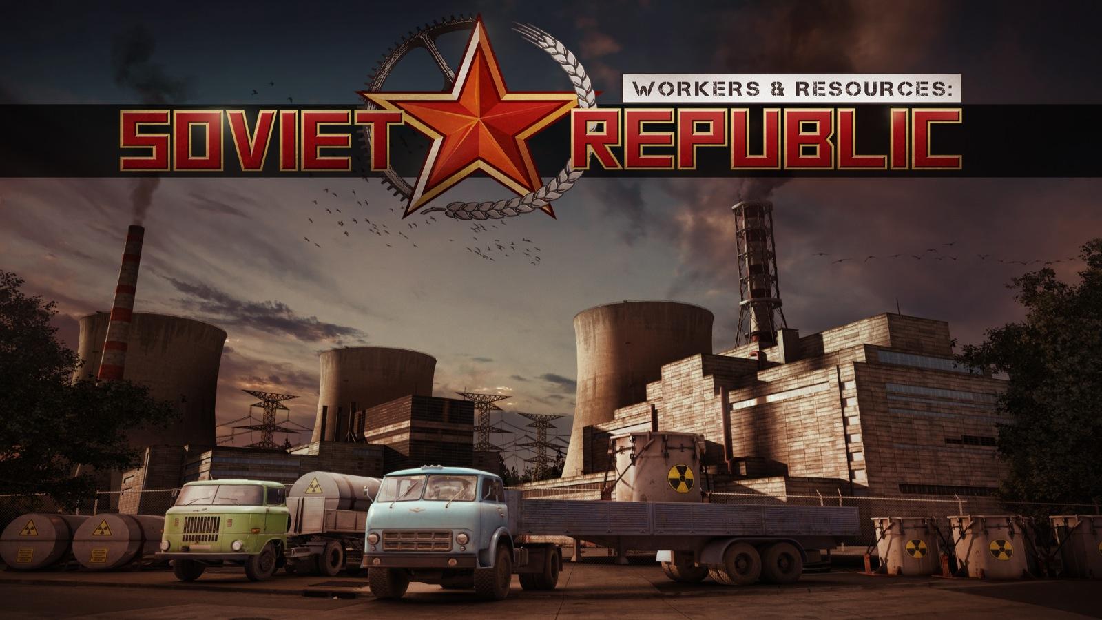 Workers & Resources: Soviet Republic - Update #4 Artwork | 3DIVISION