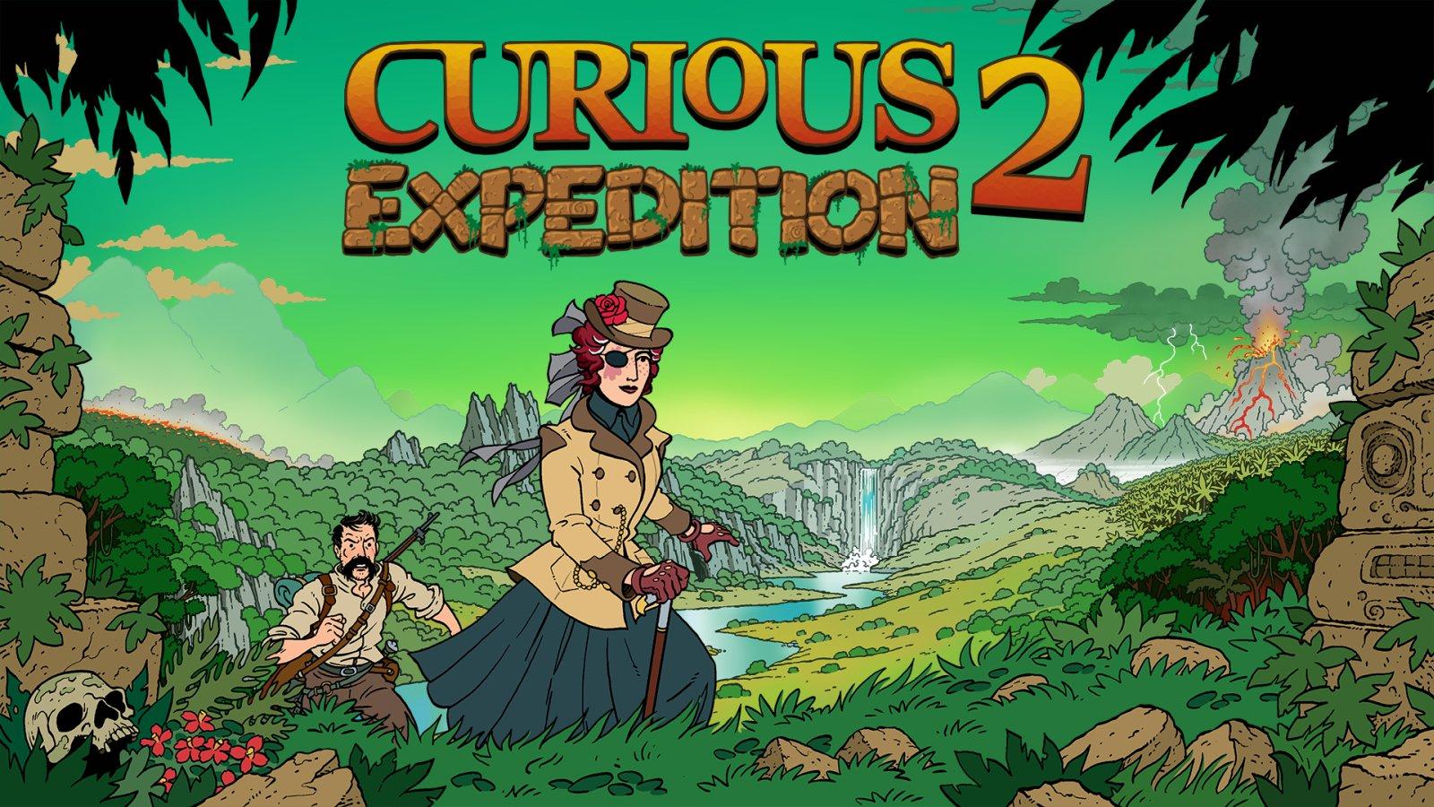 Curious Expedition 2 | Maschinen-Mensch