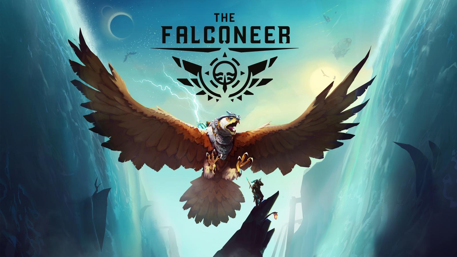 The Falconeer - Keyart | Tomas Sala, Wired Productions