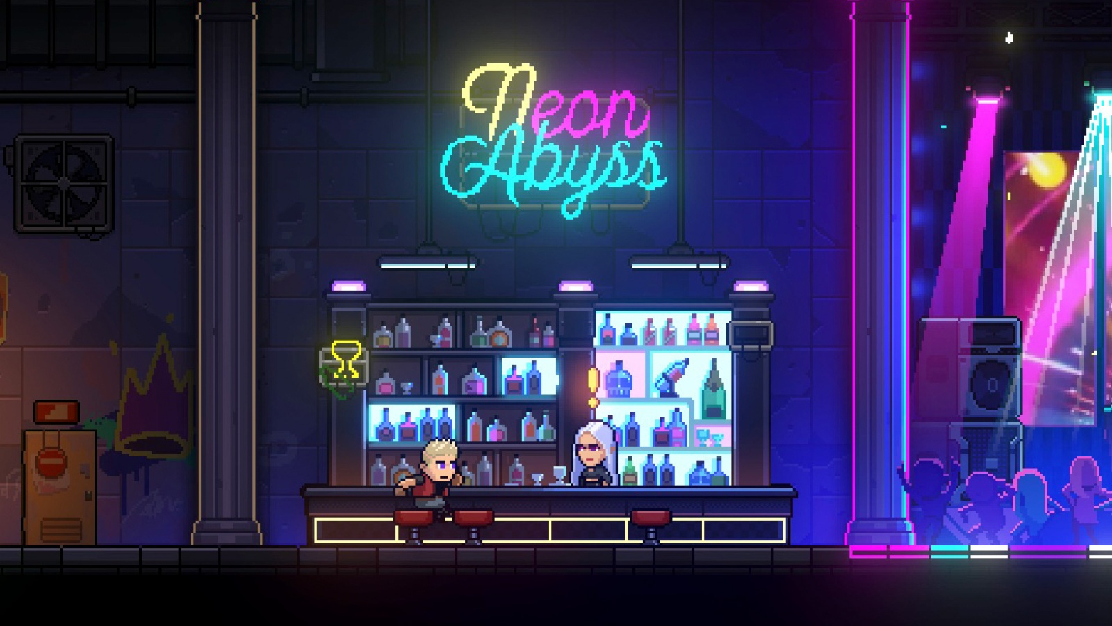 Neon Abyss | Veewo Games and Team17