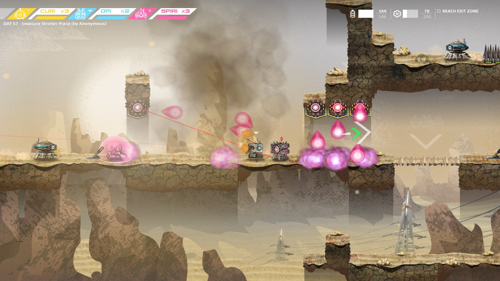 Terraforming Earth - DLC 3: Turret Trouble | Lost Robots