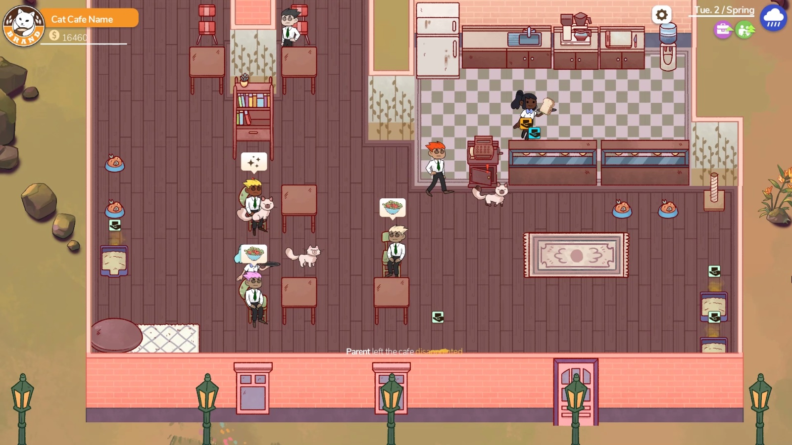 Cat Cafe Manager | Roost Games