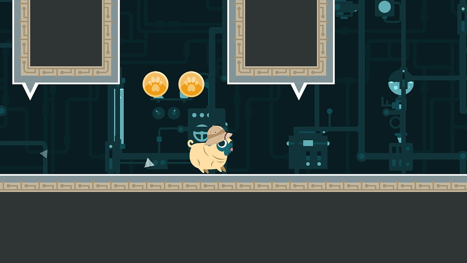 Double Pug Switch | The Polygon Loft