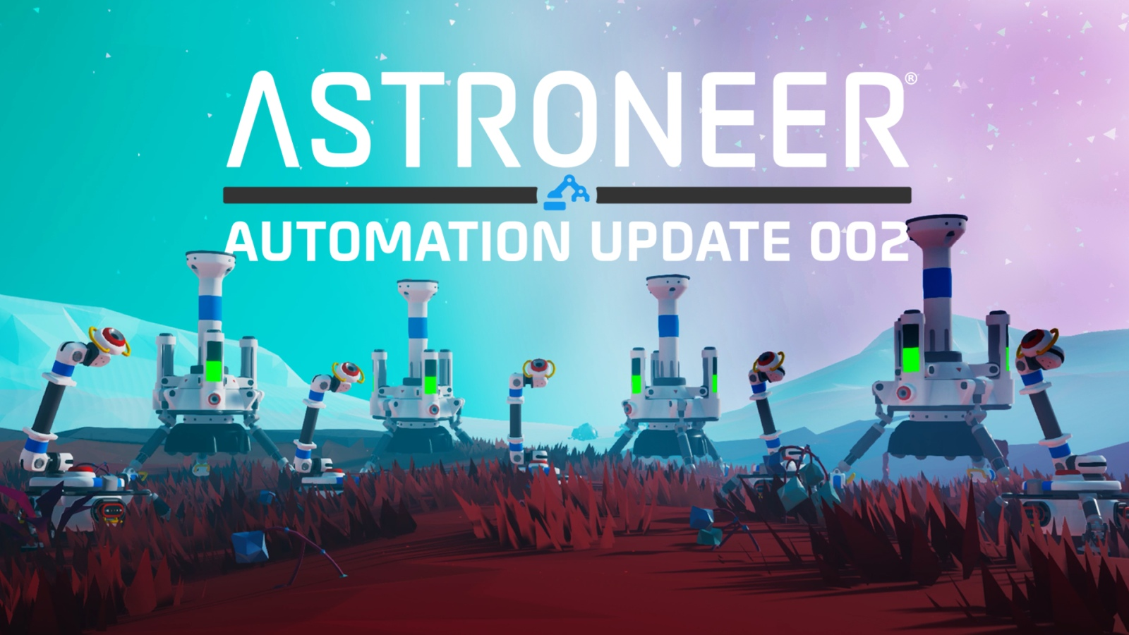 Astroneer - Automation Update 002 | System Era Softworks