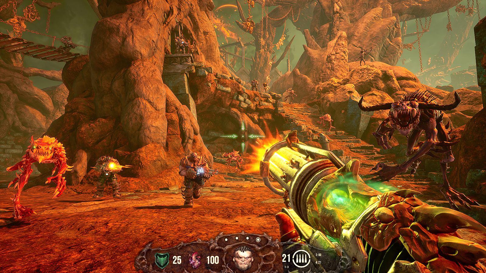 Hellbound | Saibot Studios, Nimble Giant Entertainment