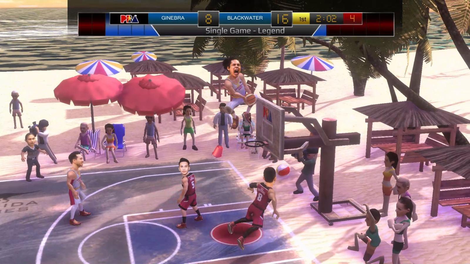 PBA Basketball Slam: Arcade Edition | Ranida Games