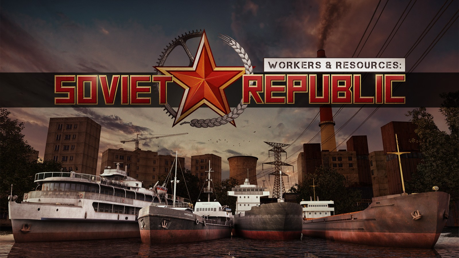Workers & Resources: Soviet Republic - Update #5 | 3DIVISION