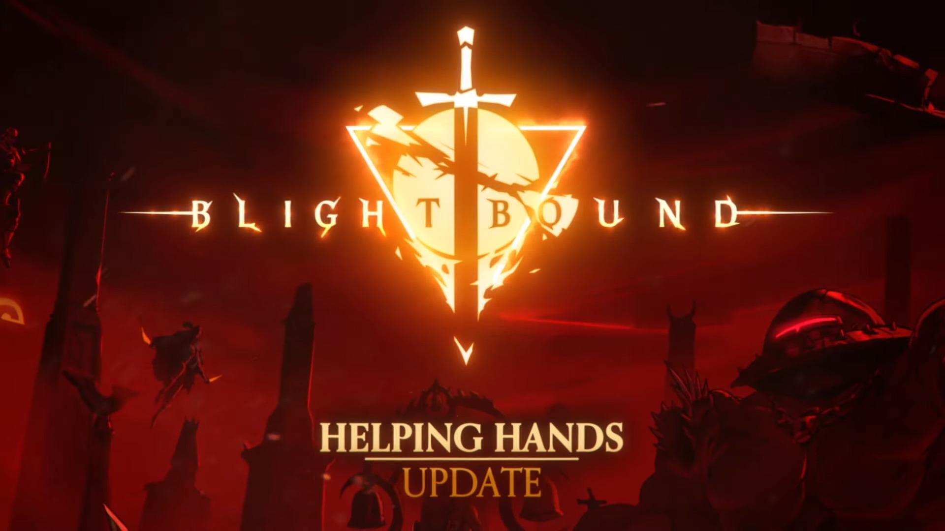 Blightbound - Helping Hands Update | Devolver Digital