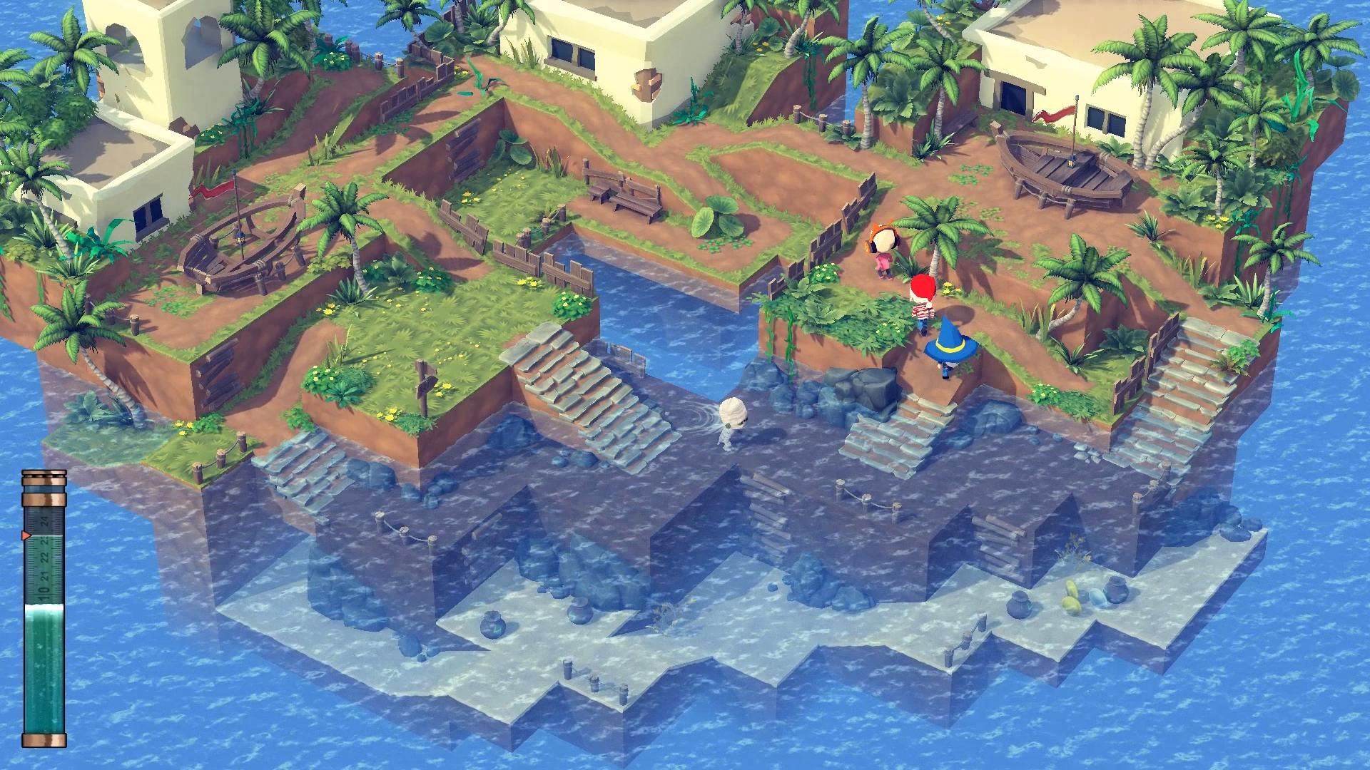 Raiders Of The Lost Island | Last Tales