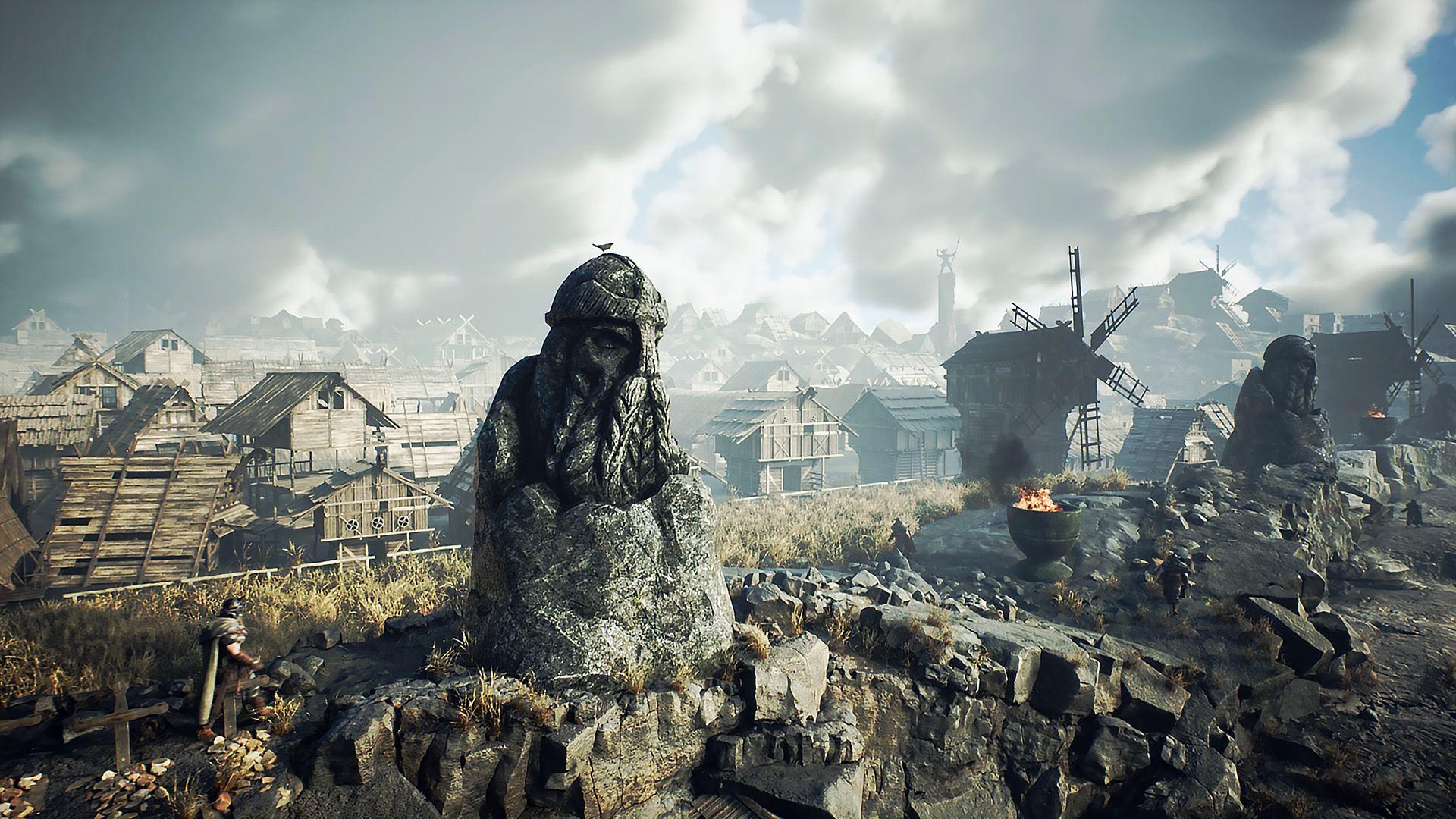 Viking City Builder | Roslagen