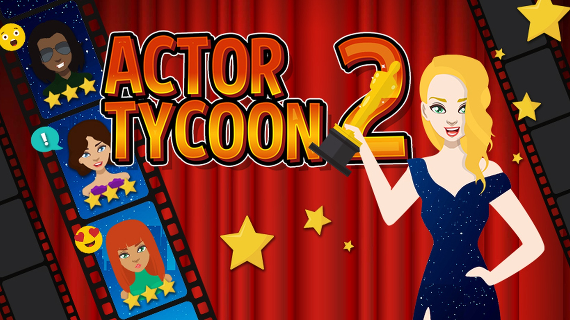 Actor Tycoon 2 | A-Line Games
