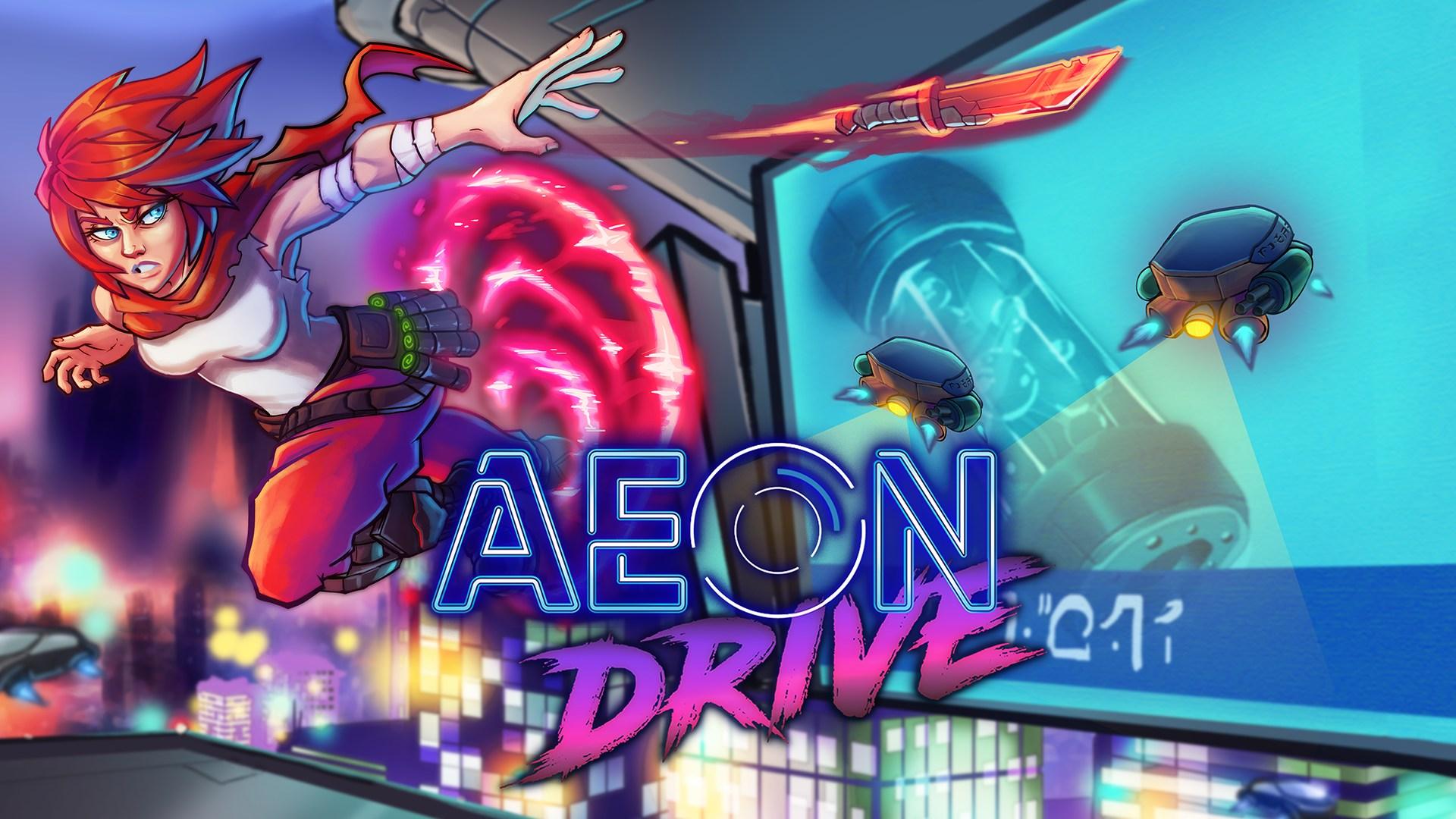 Aeon Drive | 2Awesome Studio