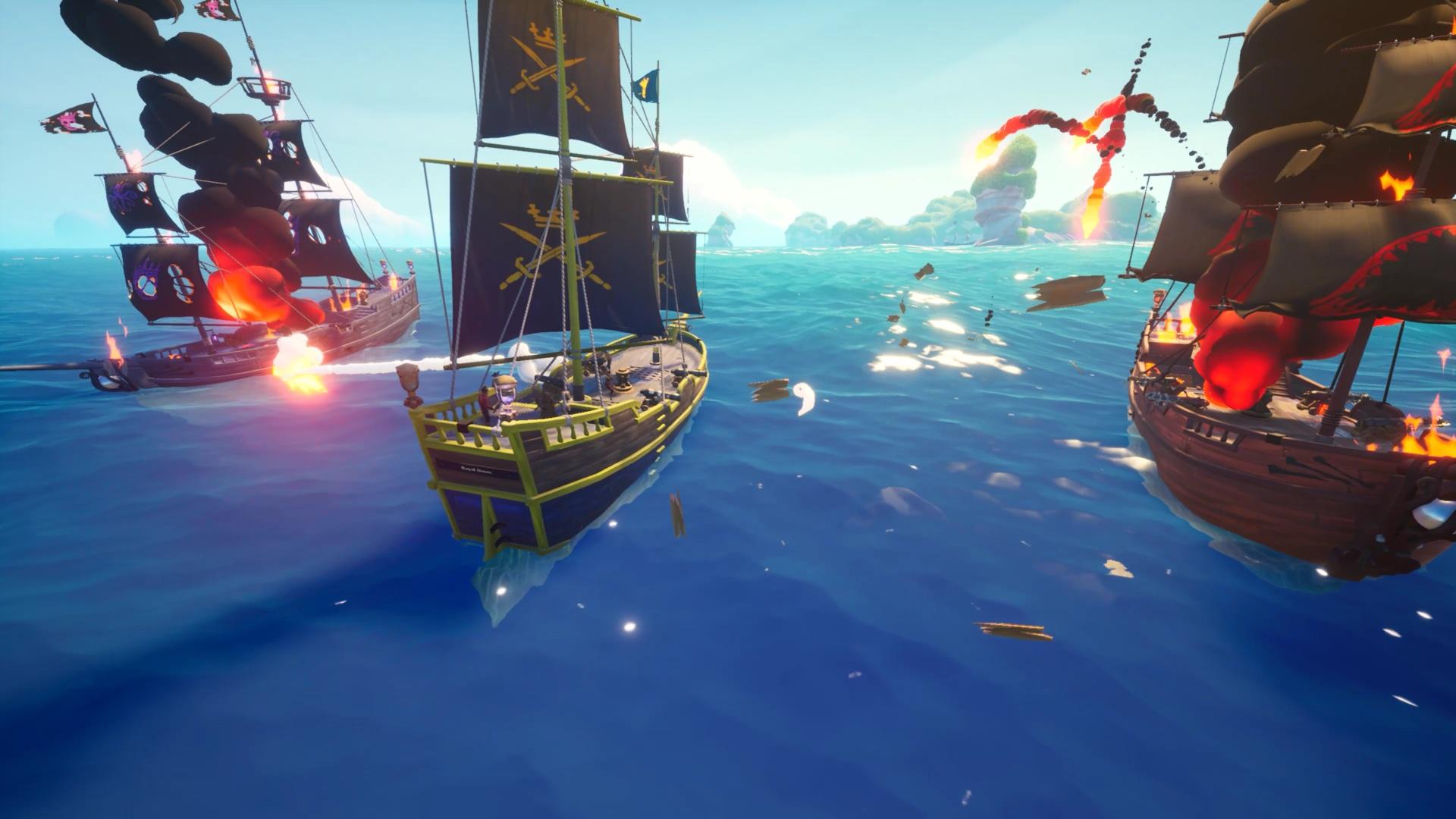 Blazing Sails: Pirate Battle Royale | Iceberg Interactive