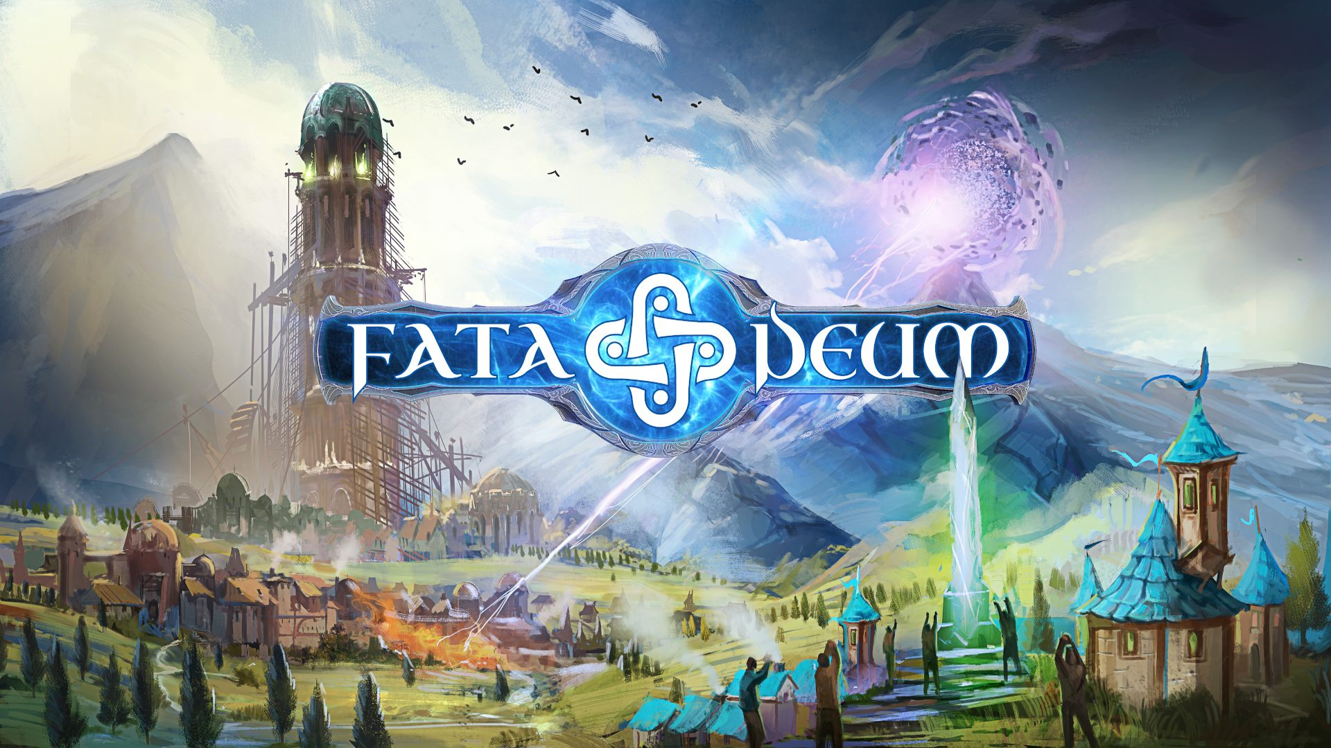 Fata Deum   42 Bits Entertainment
