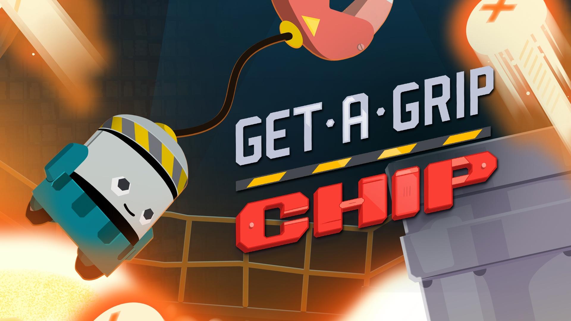 Get-A-Grip Chip - key art | Redstart Interactive