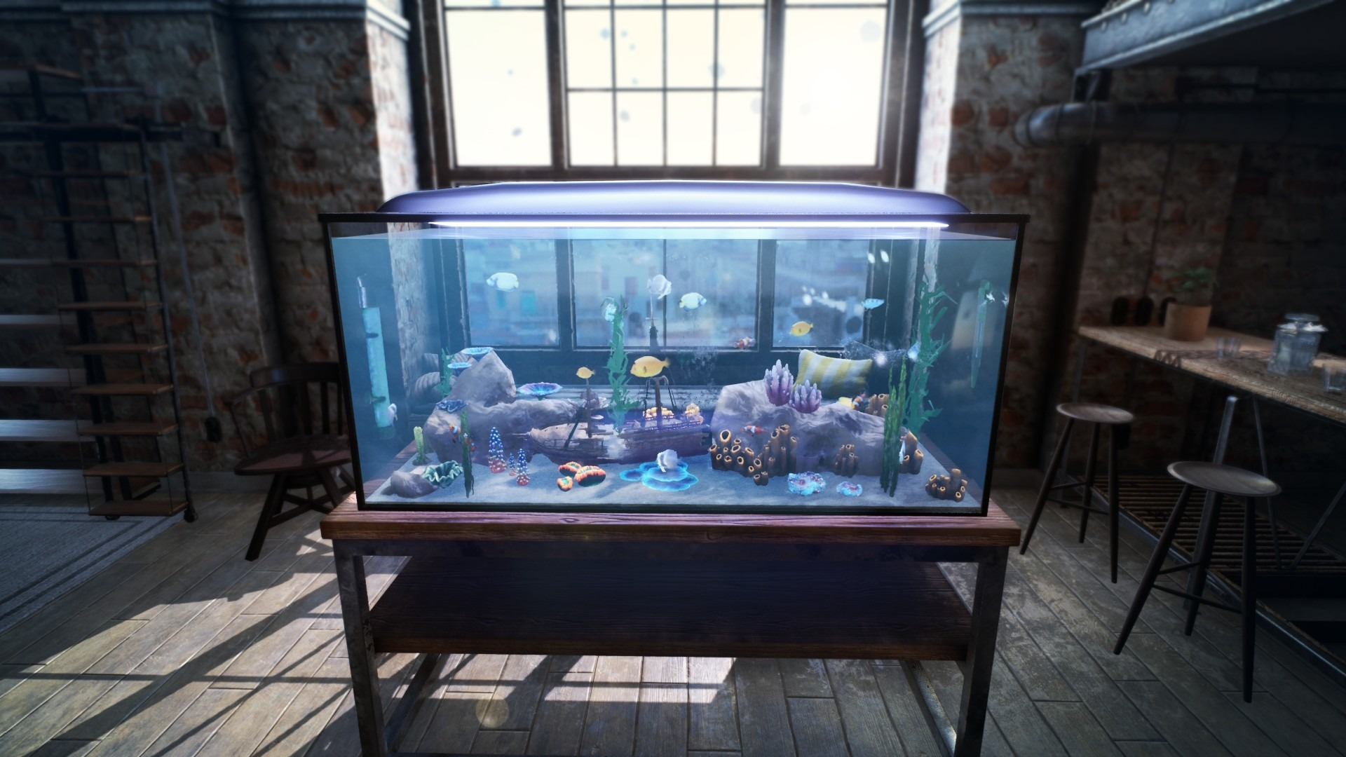 Fishkeeper | Blinkclick Games