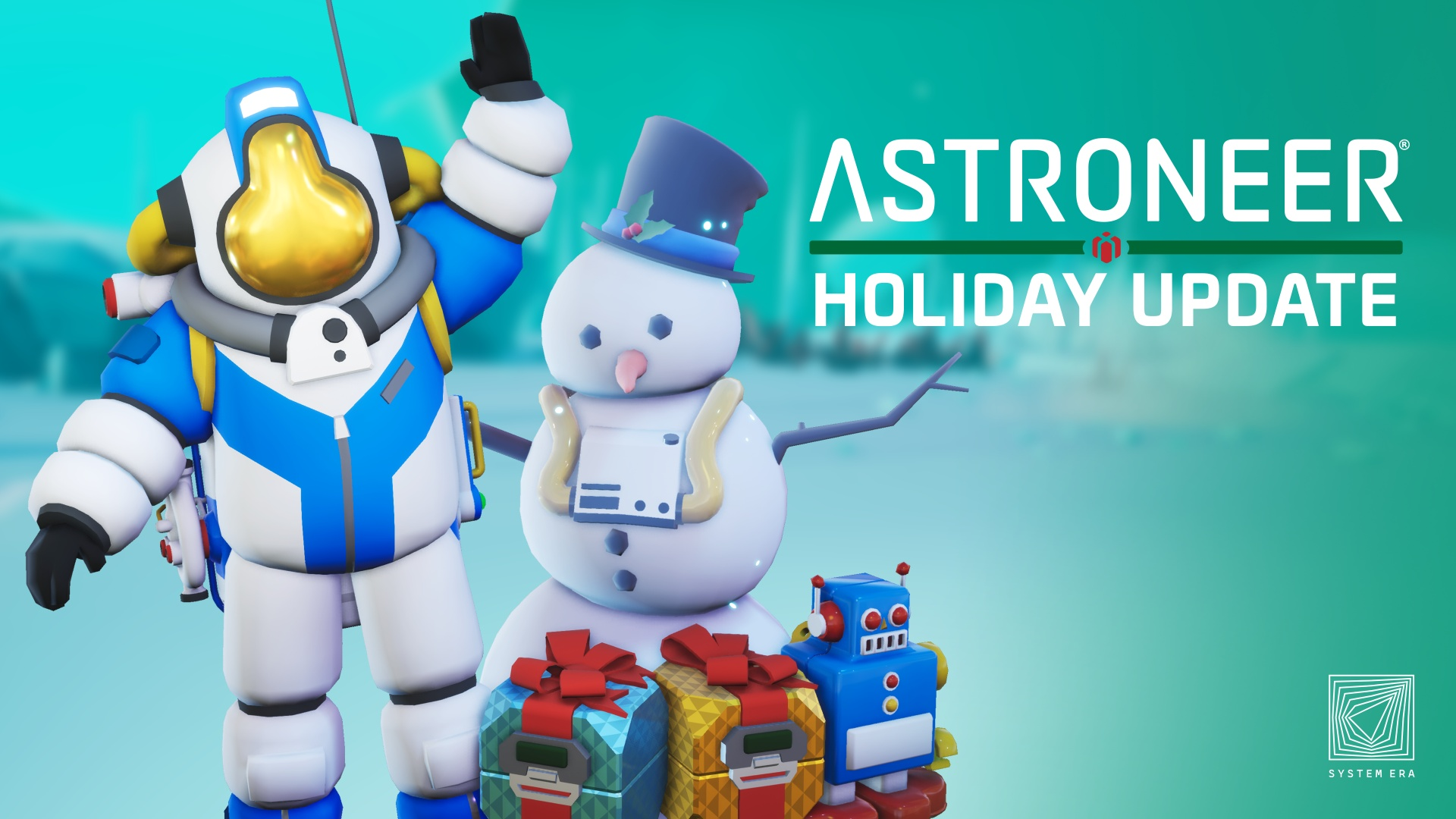 Astroneer - Holiday Update 002 | System Era Softworks