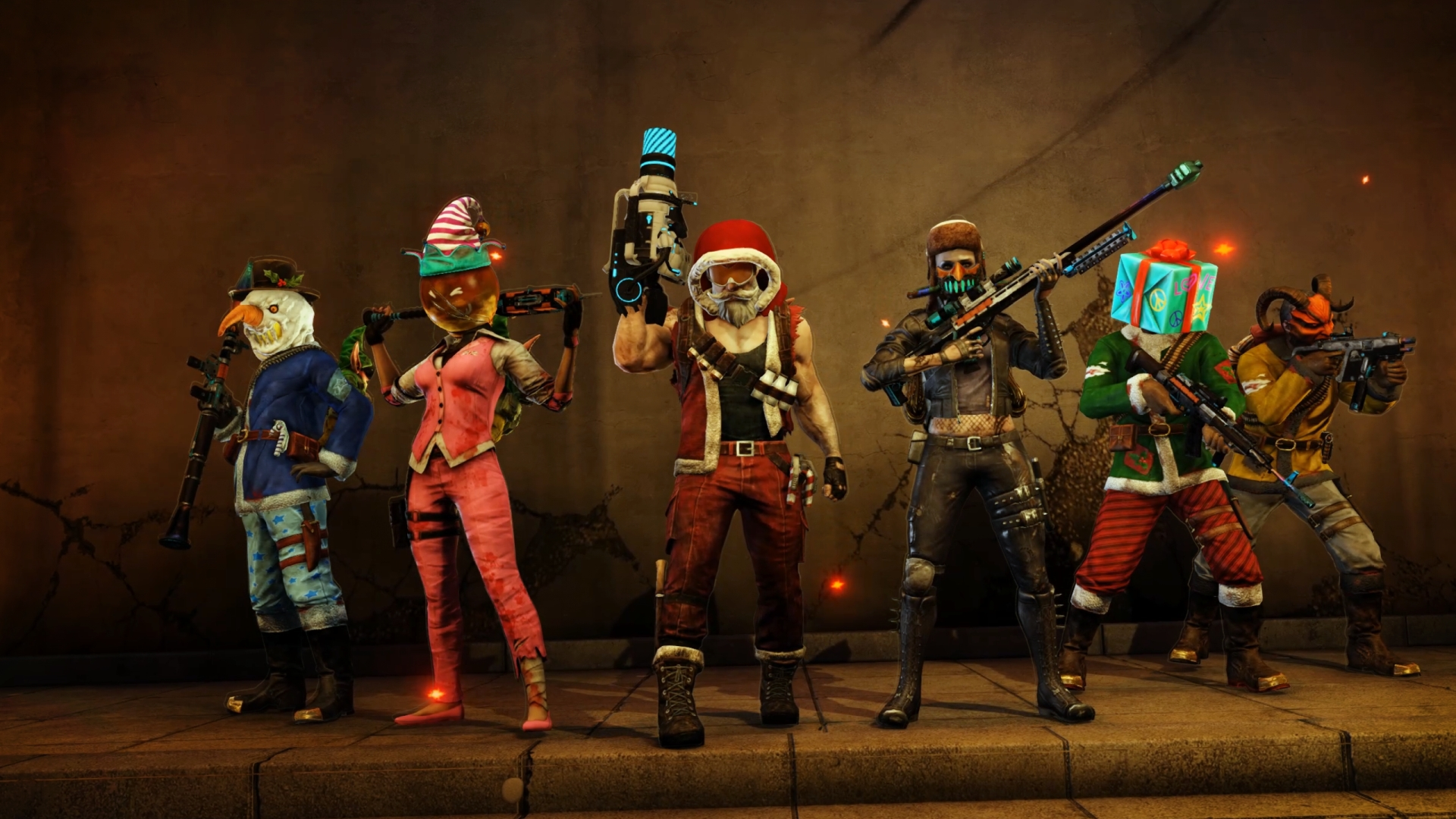 Killing Floor 2: Christmas Crackdown | Tripwire Interactive