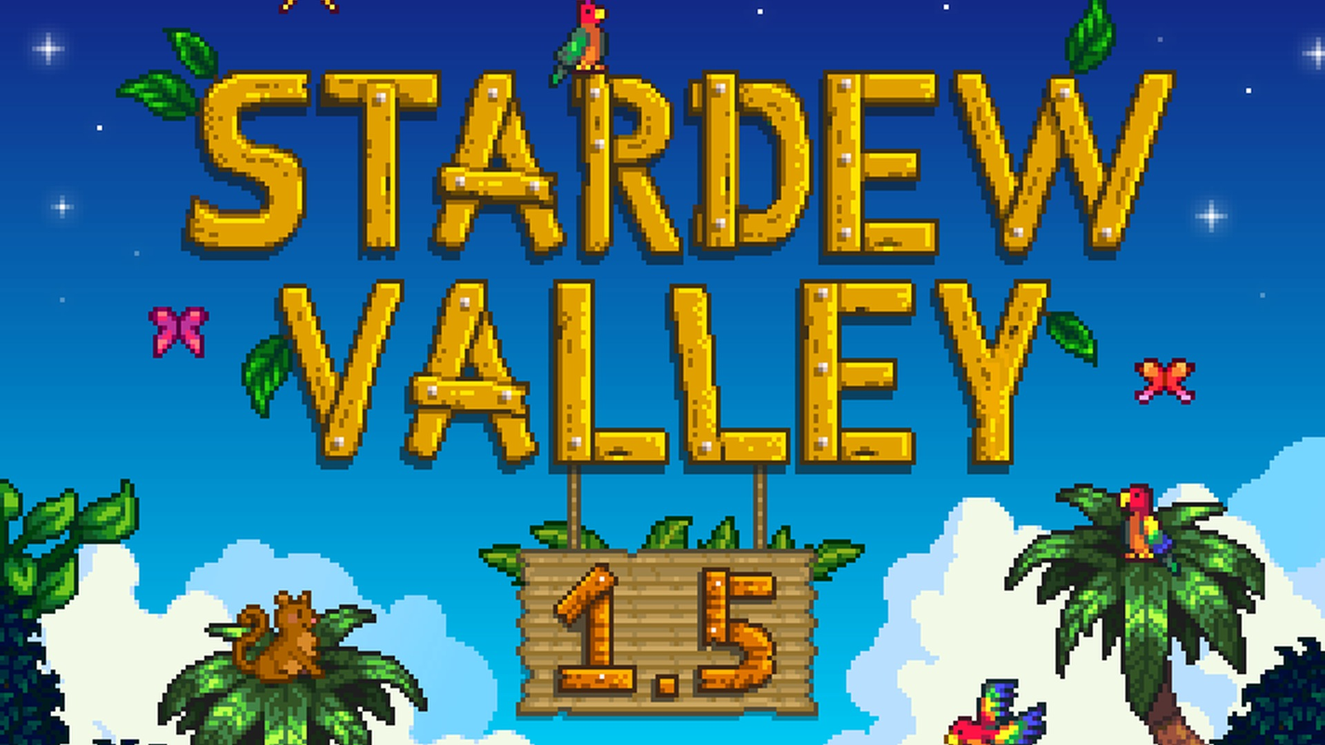 Stardew Valley - 1.5 Content Update | ConcernedApe