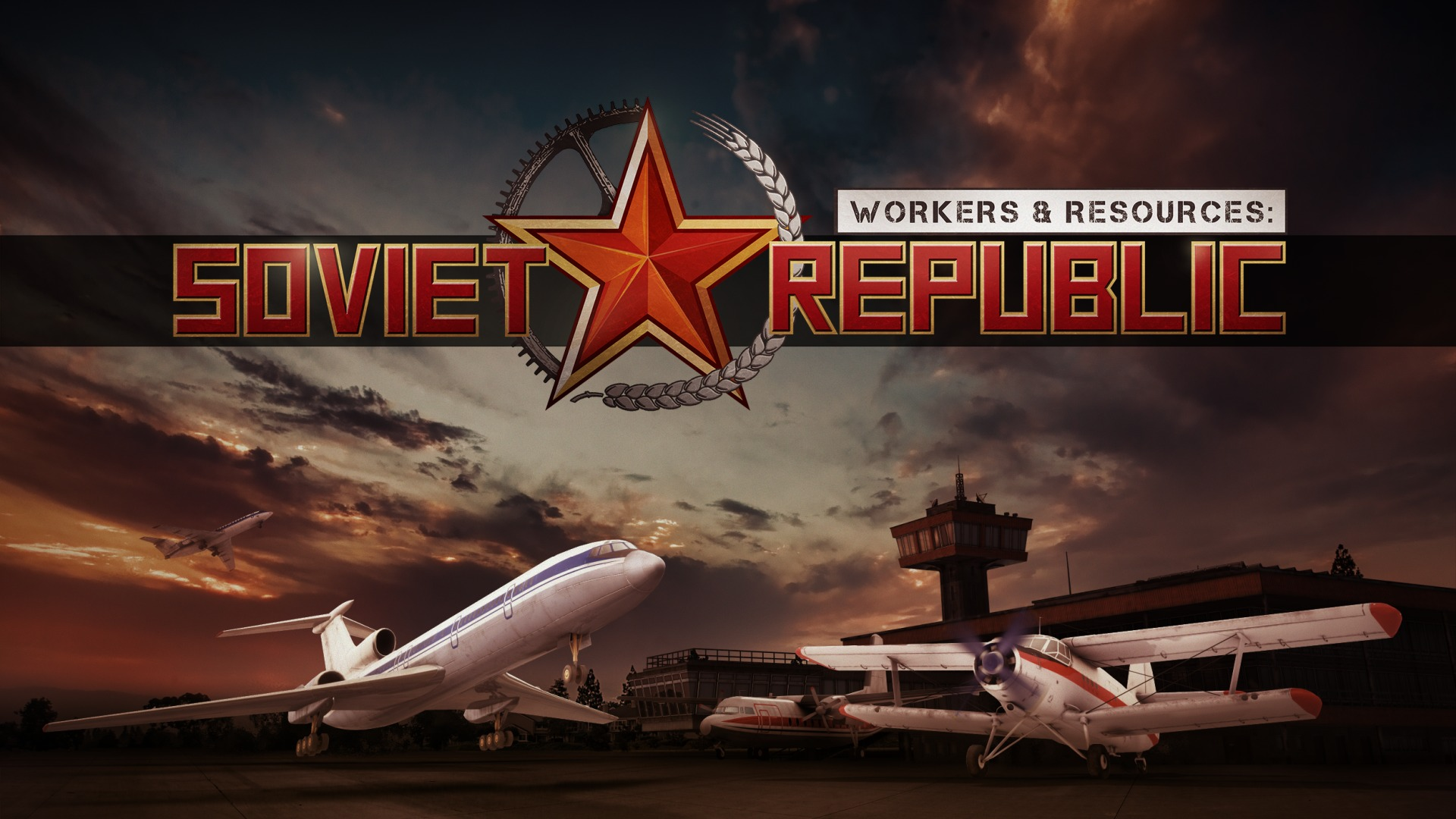 Workers & Resources: Soviet Republic - Update #6 | 3DIVISION