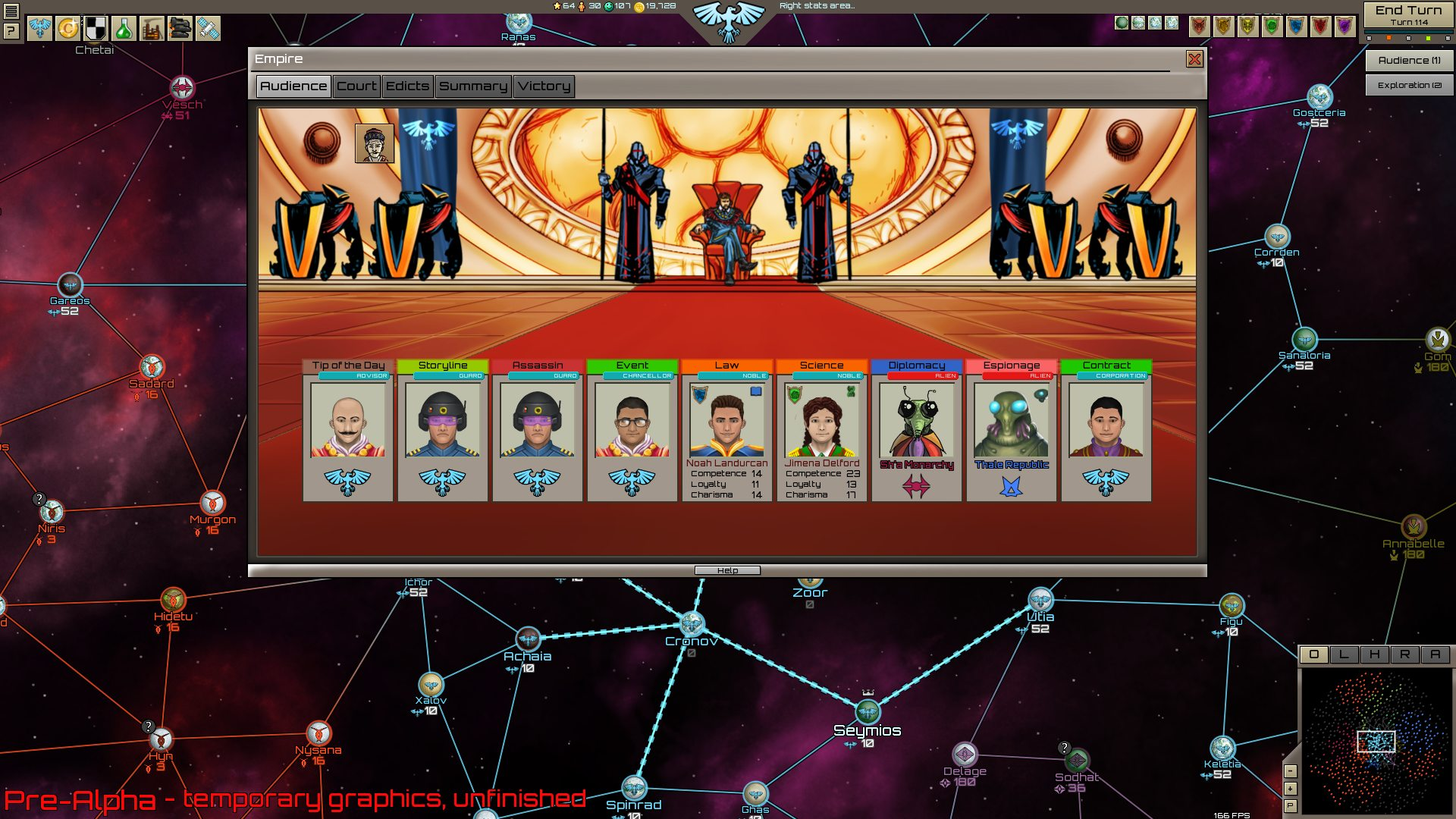 Stellar Monarch 2 | Silver Lemur Games