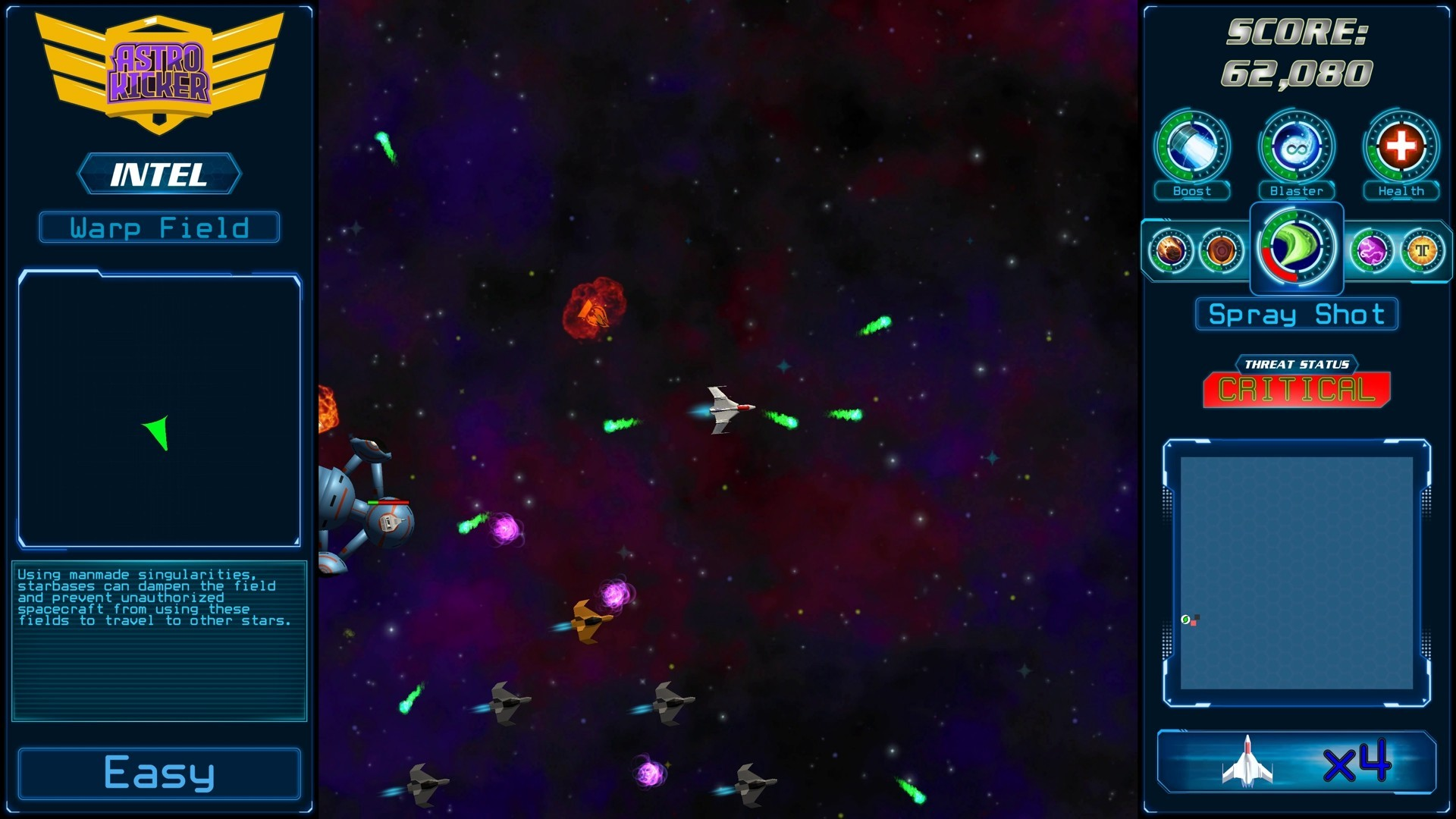 Astrokicker | Quadrivo Software