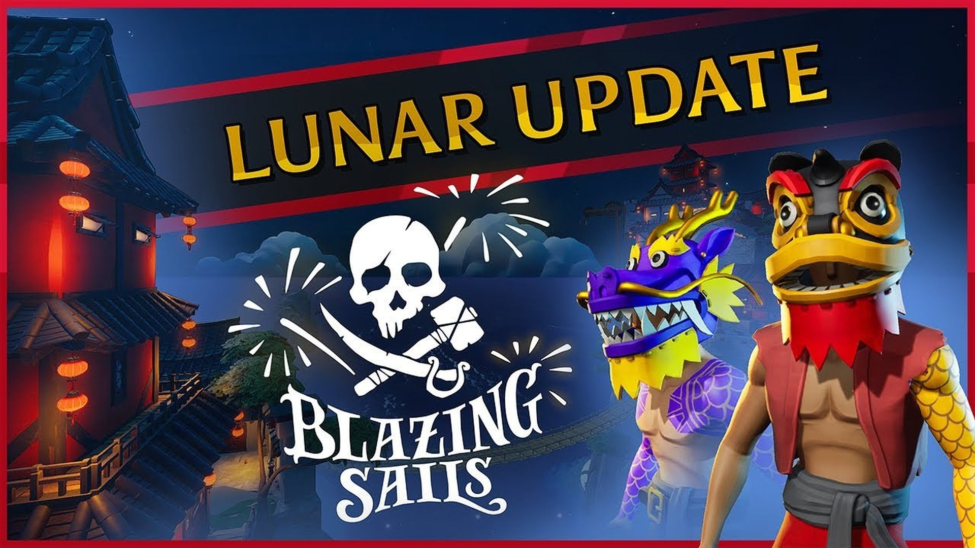 Blazing Sails - Lunar Update | Get Up Games and Iceberg Interactive