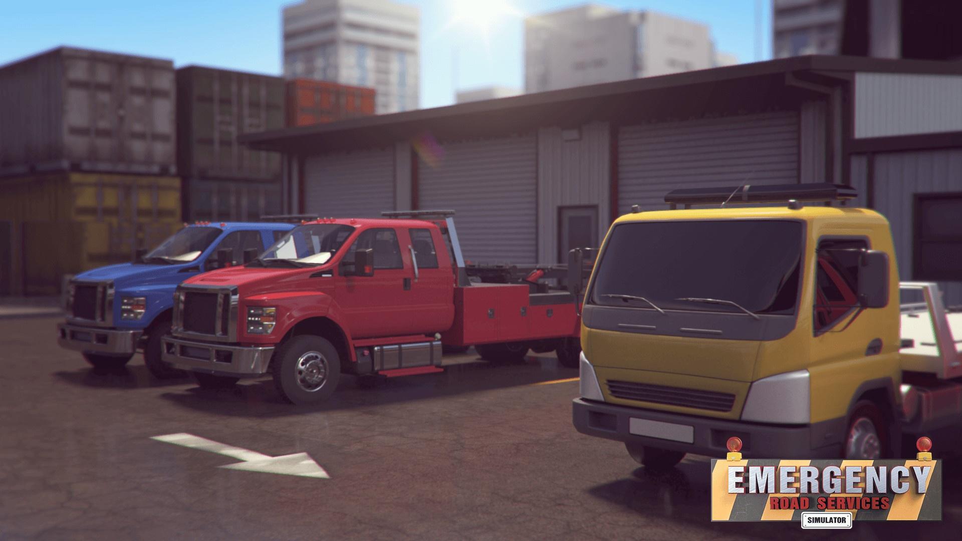 Emergency Road Services Simulator | T-Bull