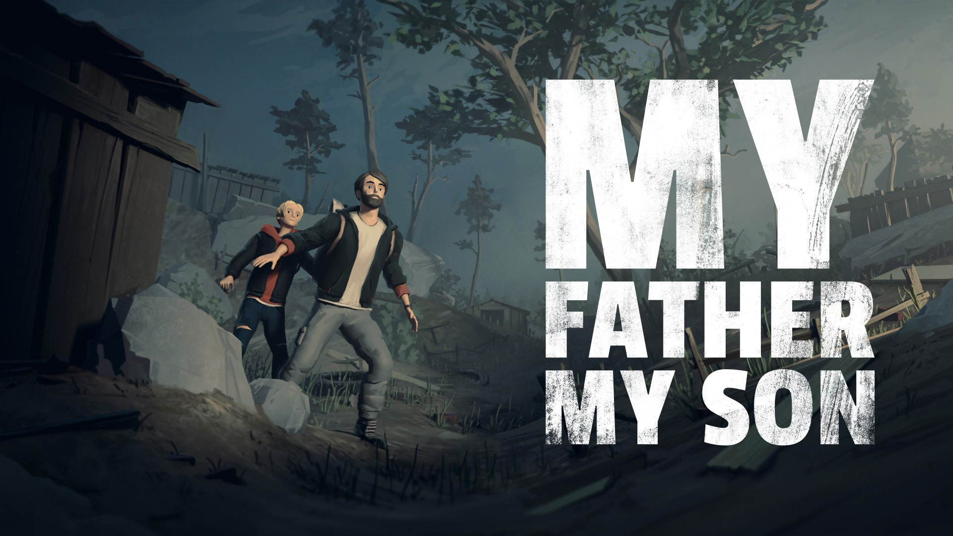 My Father My Son - key art   Blinkclick Games
