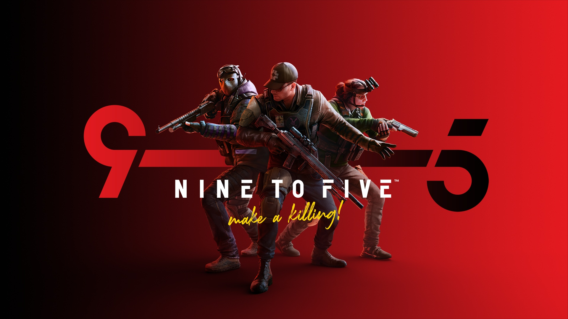 Nine to Five - promo art | Redhill Games