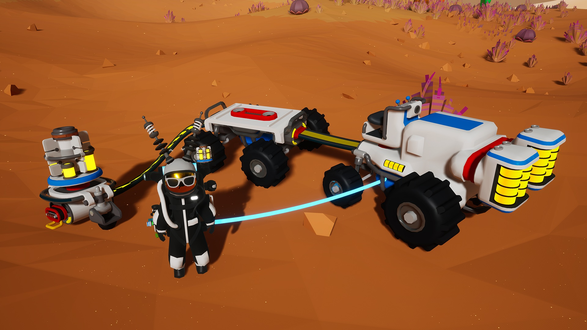 Astroneer - Mission Power Compass Update | System Era Softworks