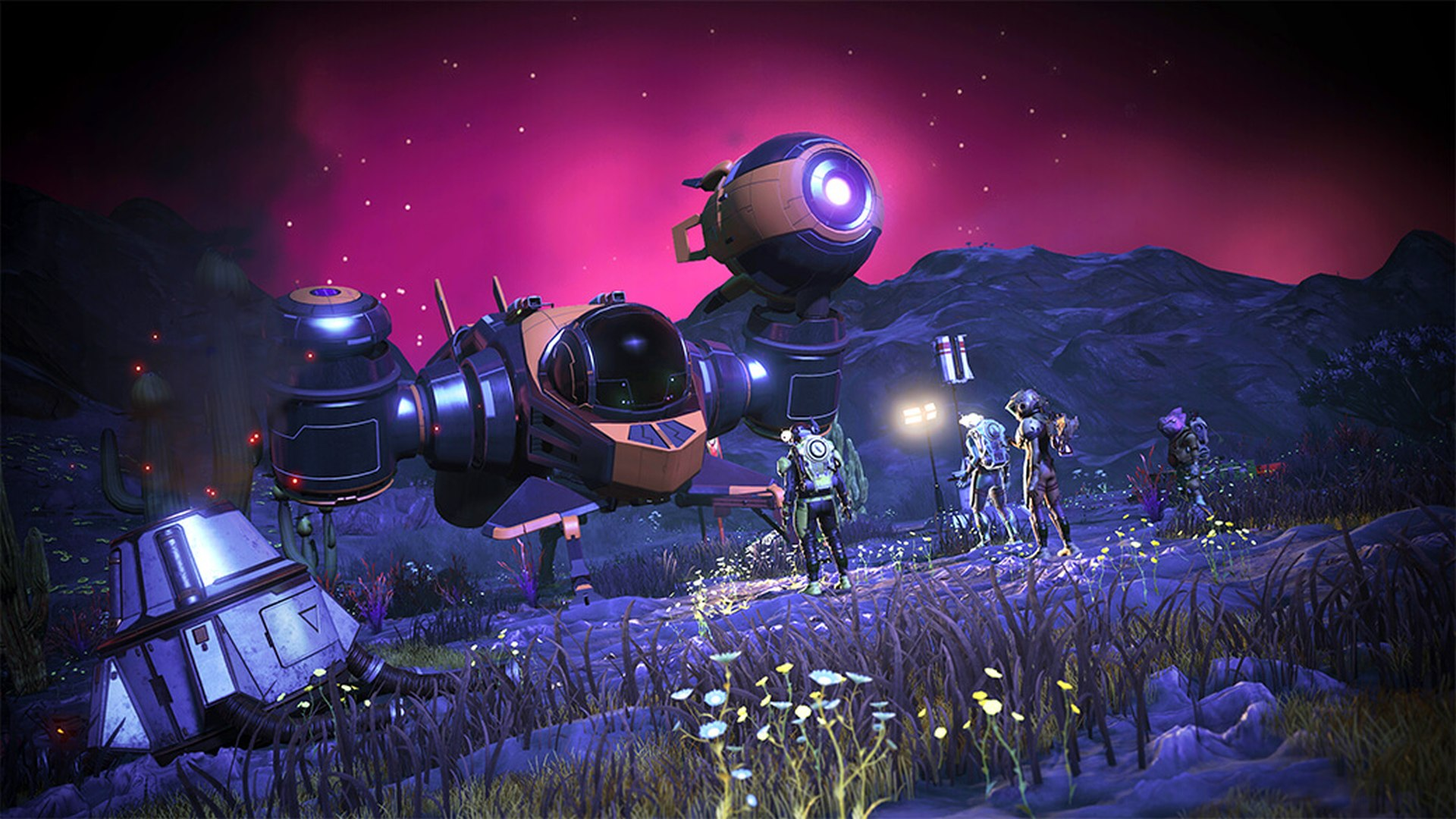 No Man's Sky - Expeditions Update | Hello Games