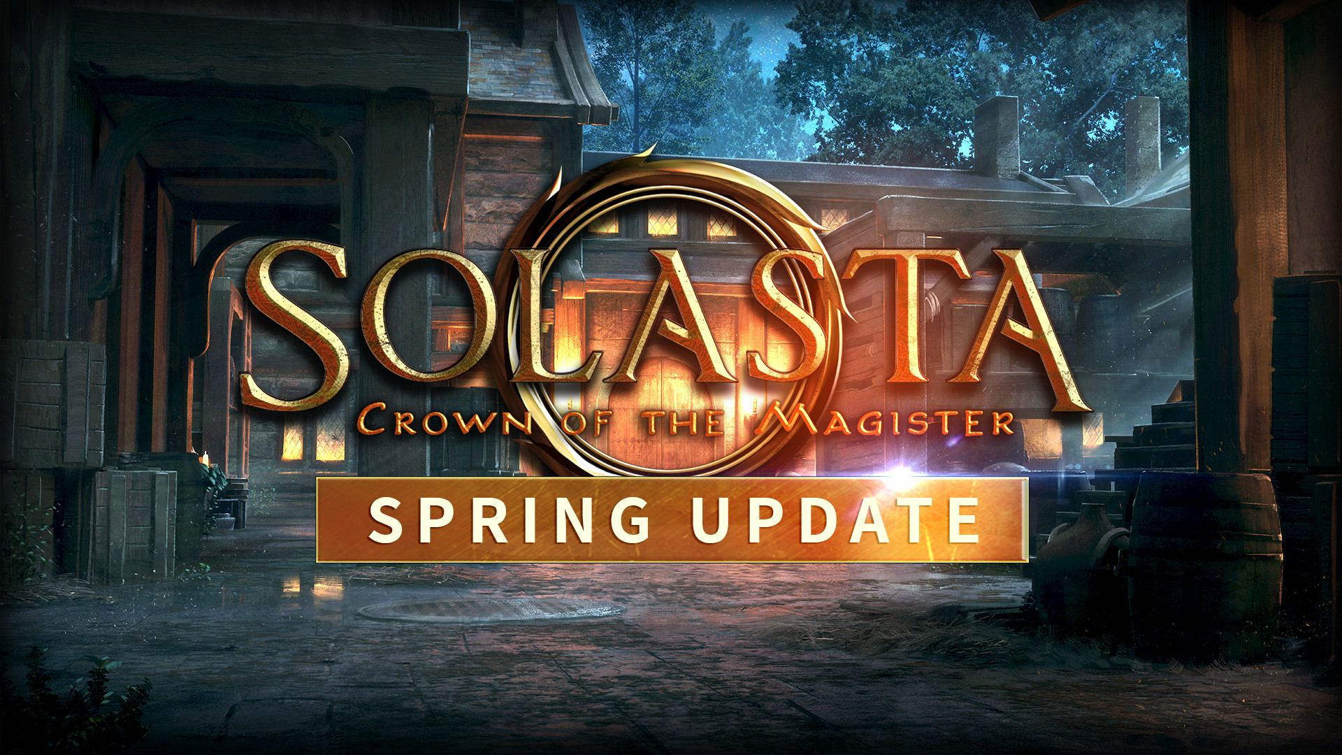 Solasta: Crown of the Magister - Spring Update | Tactical Adventures