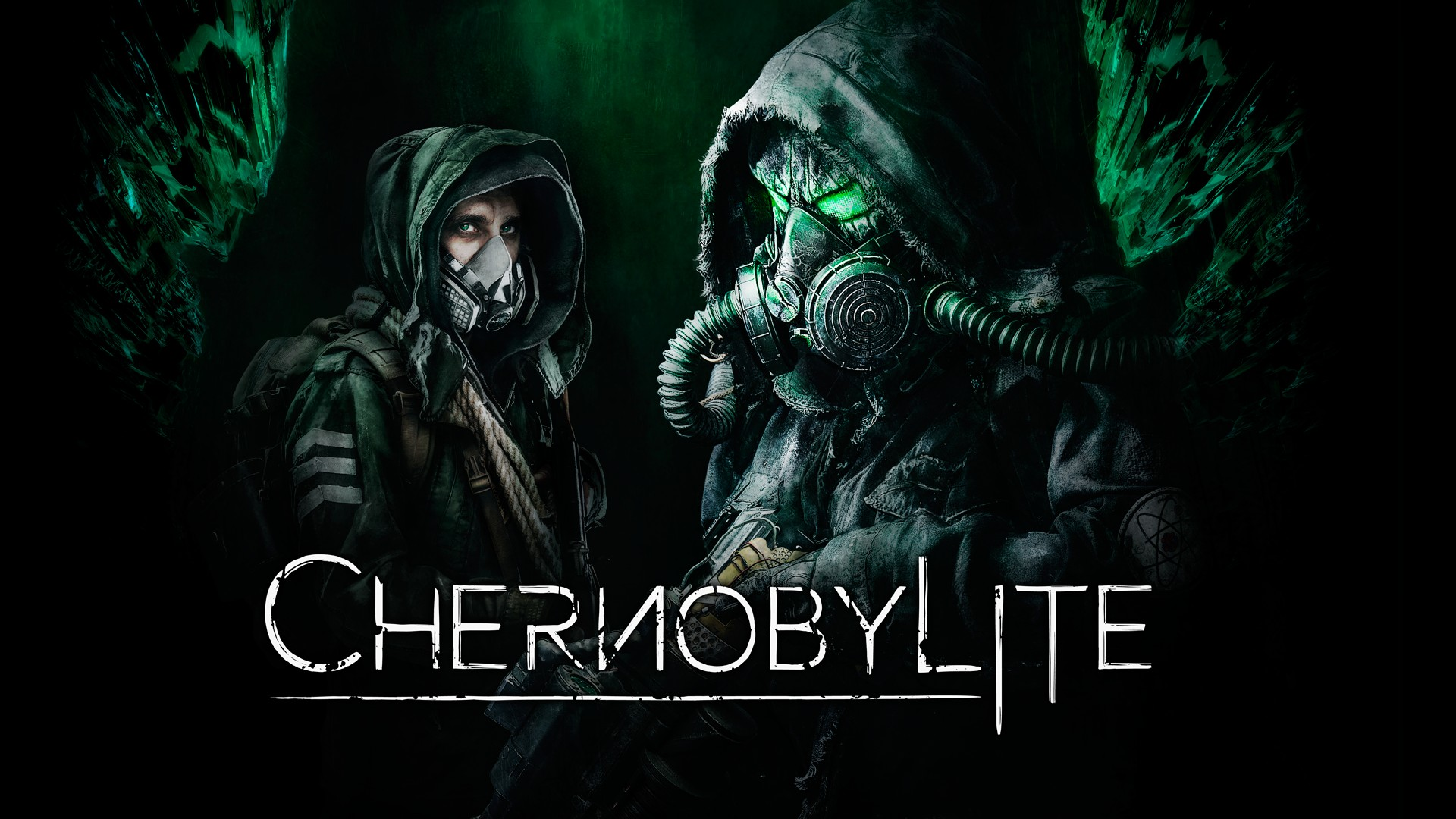 Chernobylite - key art | All in! Games, The Farm 51