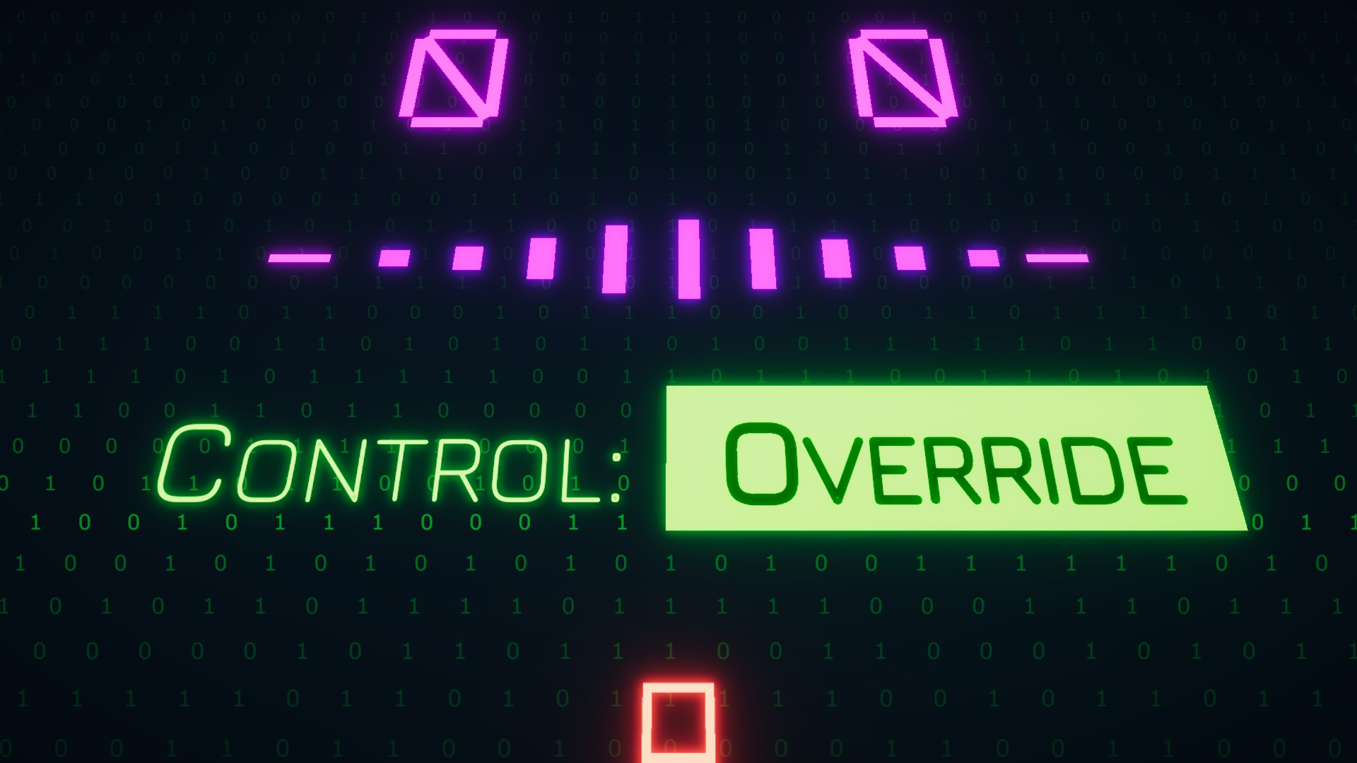 Control: Override - logo art | B-Deshi Interactive, Brain Station 23 Limited