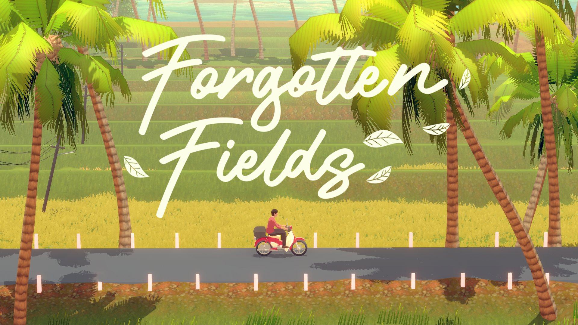 Forgotten Fields - key art | Frostwood Interactive, Dino Digital
