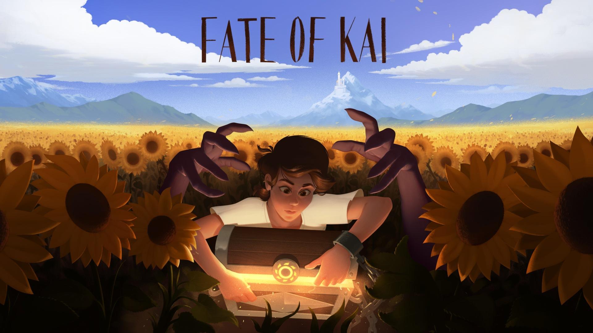 Fate of Kai - banner art | Trylight Game Studio