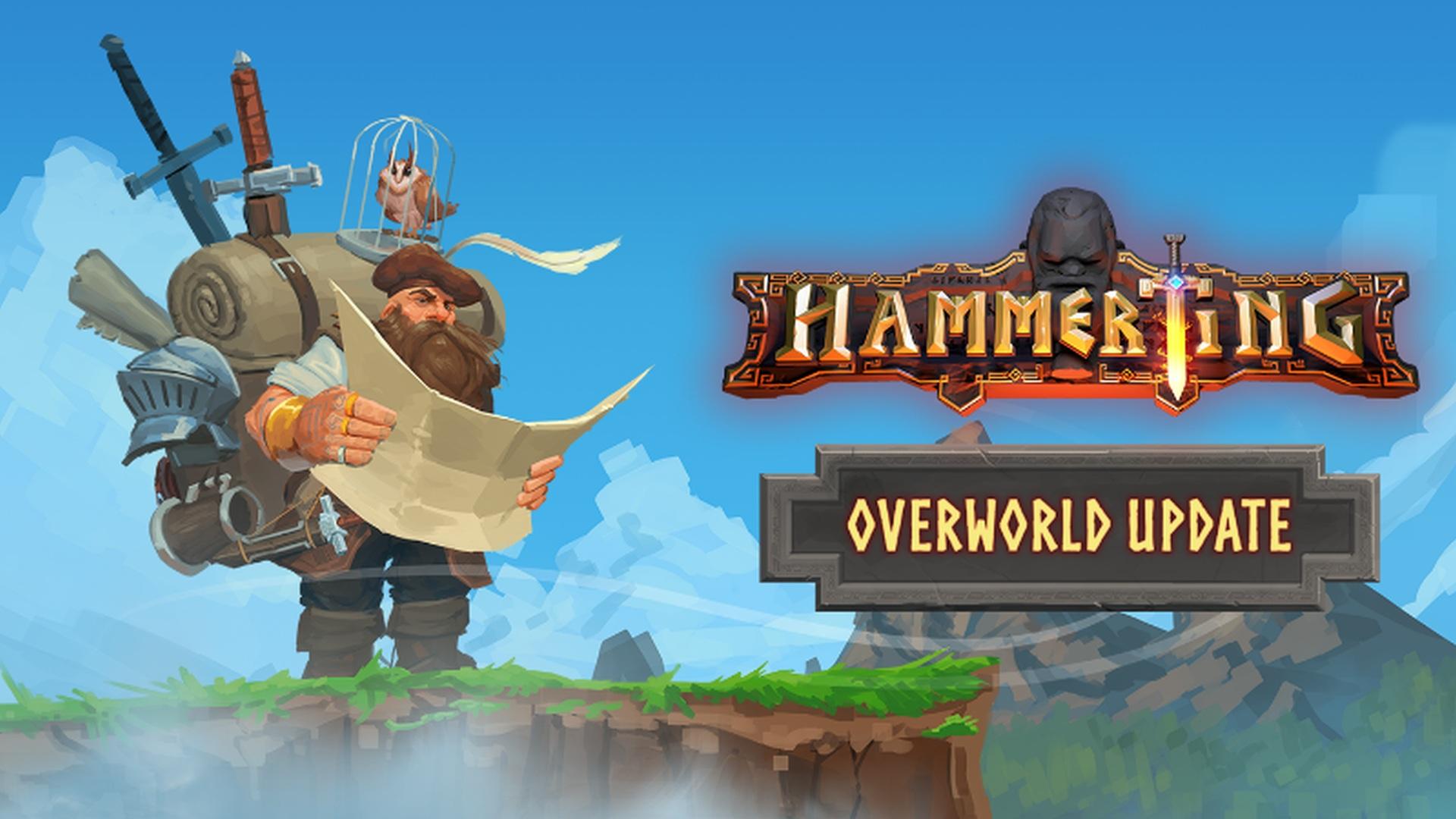 Hammerting - Overworld Update | Warpzone Studios, Team17