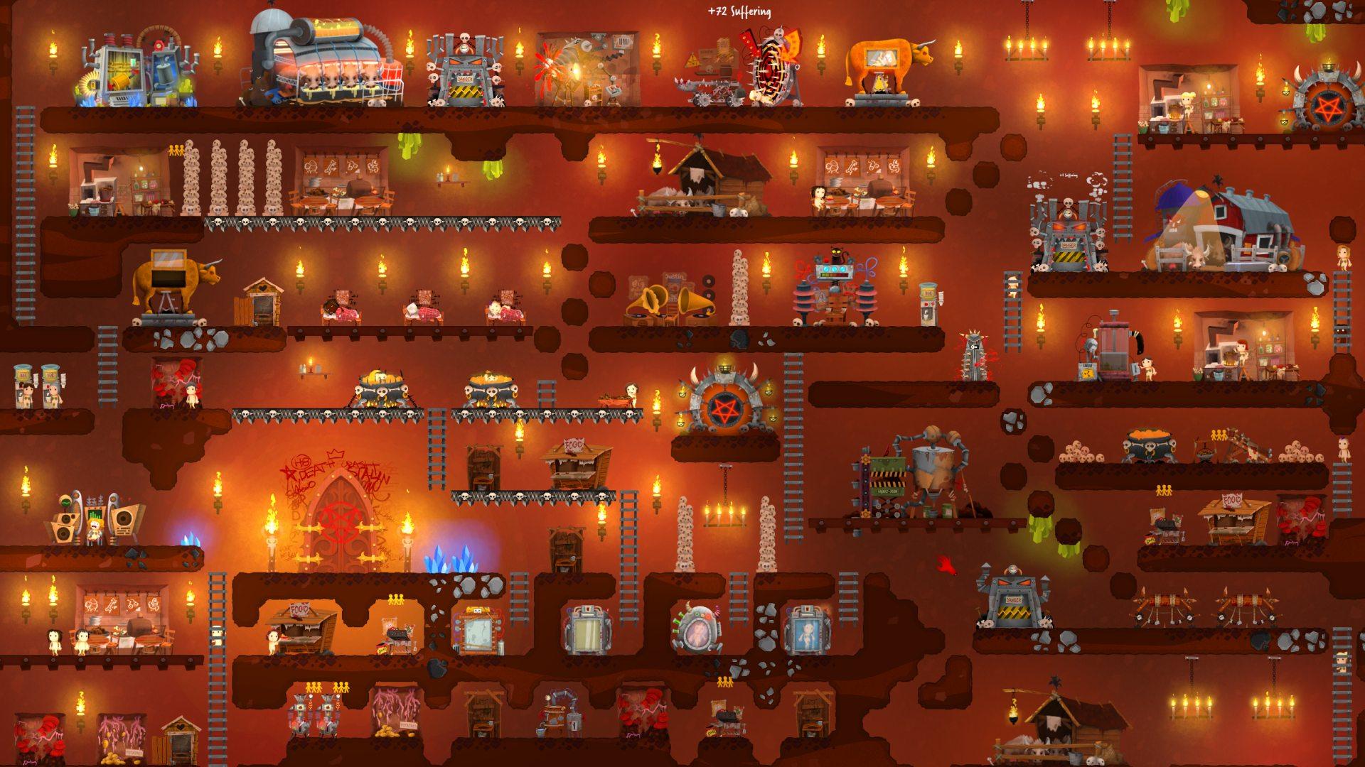 Hell Architect   Leonardo Interactive, Woodland Games