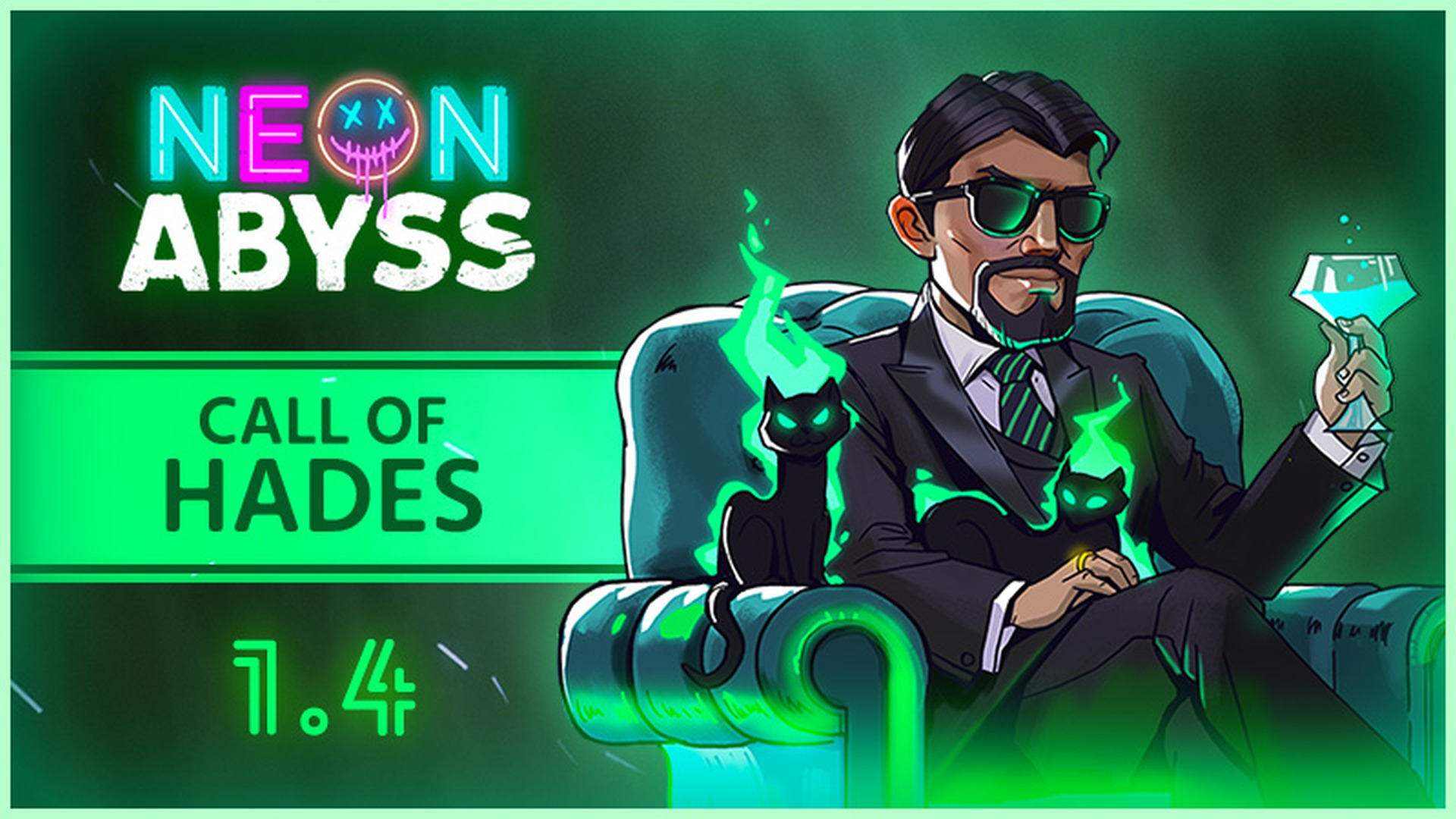 Neon Abyss - Call of Hades | Veewo Games, Team17