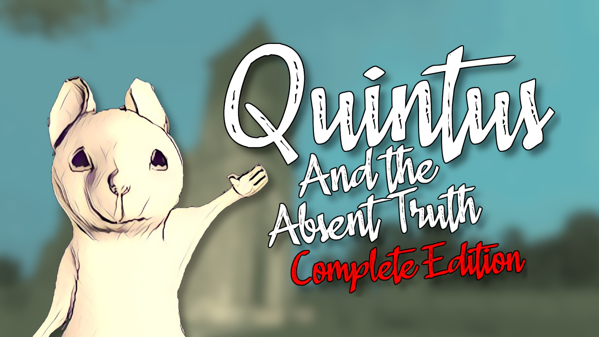 Quintus and the Absent Truth: Complete Edition | Wreck Tangle Games