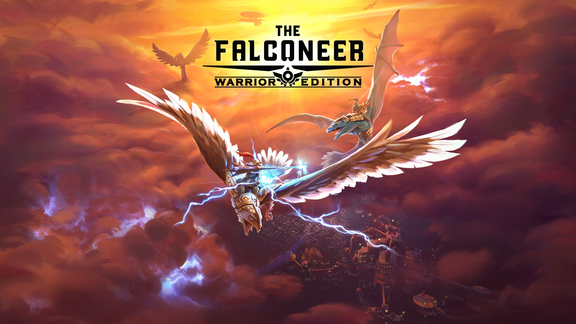 The Falconeer: Warrior Edition   Wired Productions, Tomas Sala