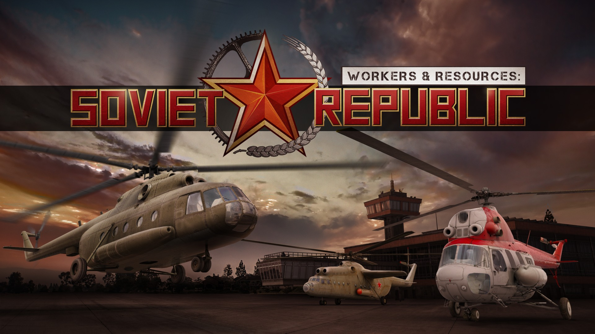 Workers & Resources: Soviet Republic Update #7   3DIVISION