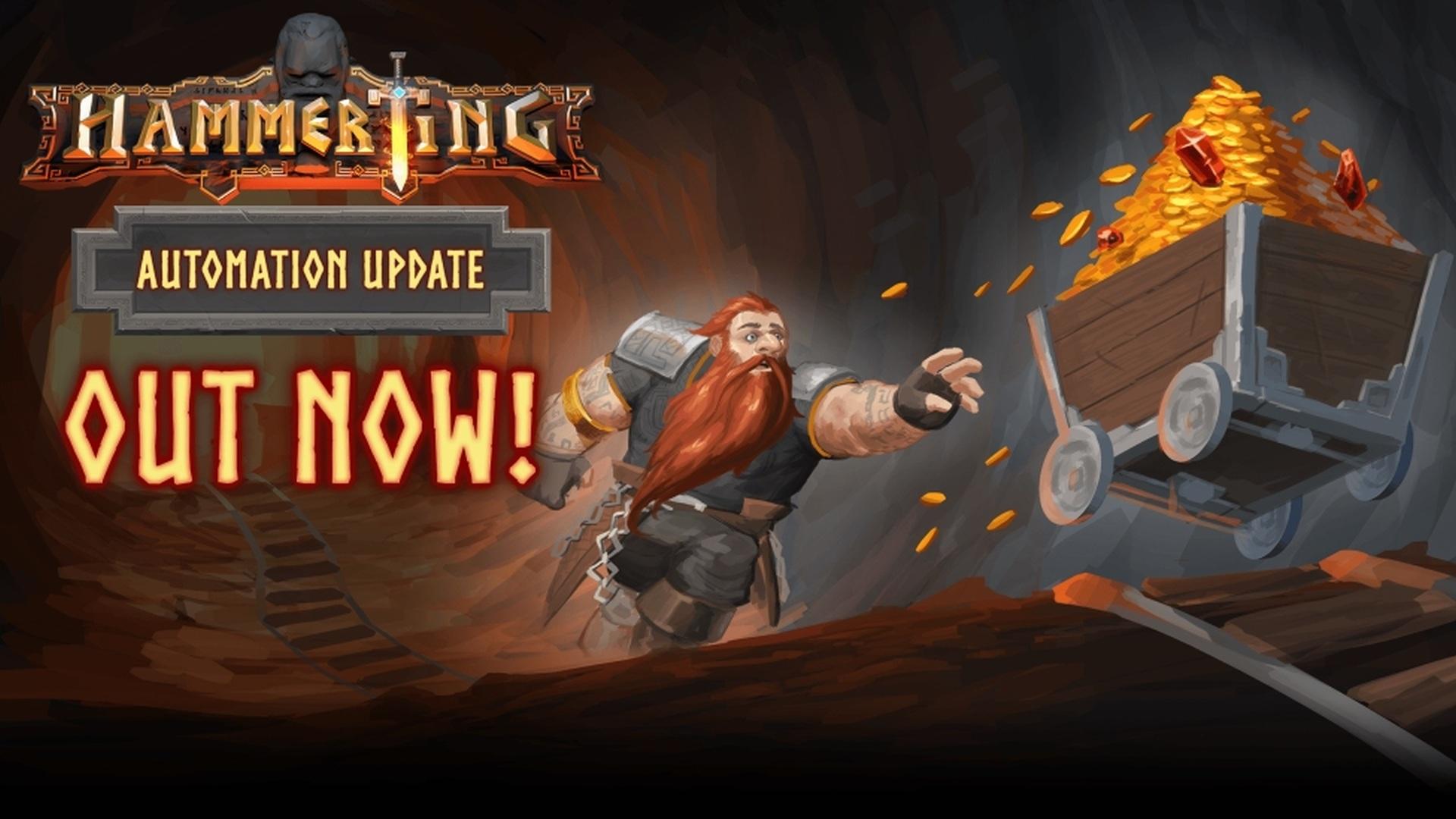 Hammerting - Automation Update   Warpzone Studios, Team17