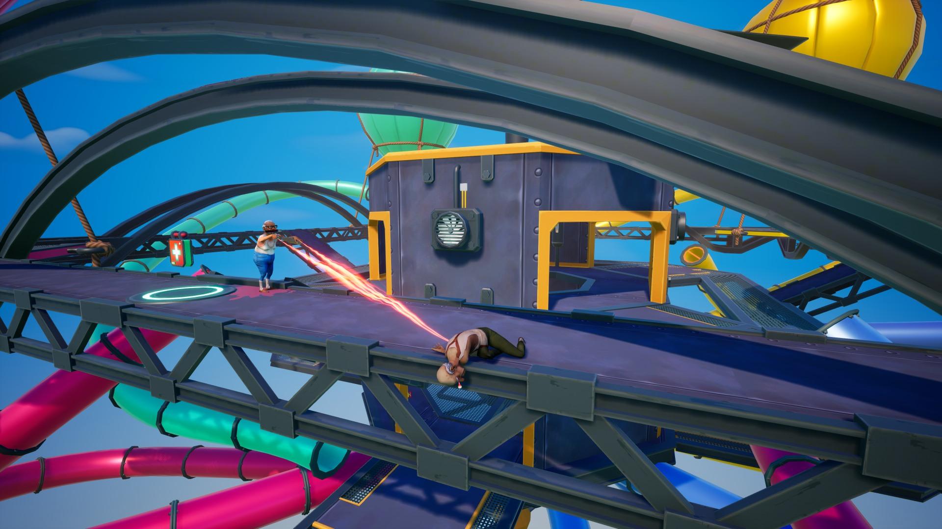 Just Die Already   Curve Digital, DoubleMoose Games